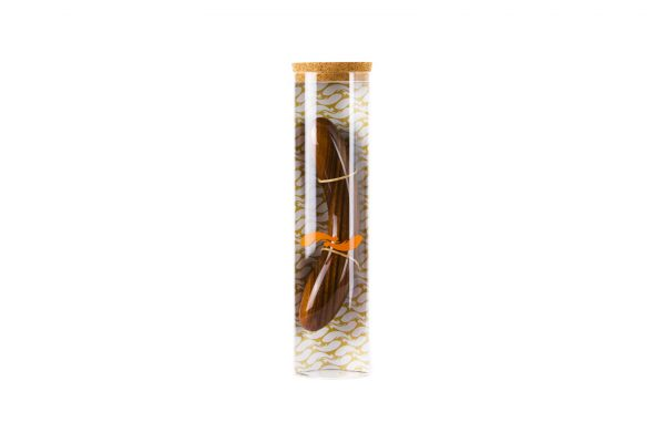 wooden dildo nut glass packaging beneLIGNI
